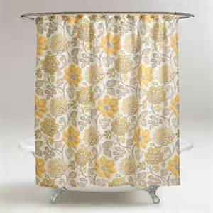 world market shower curtain floral pari shower curtain world market