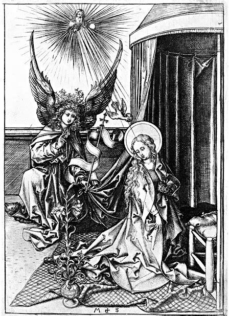 Liste der Kupferstiche Martin Schongauers – Wikipedia