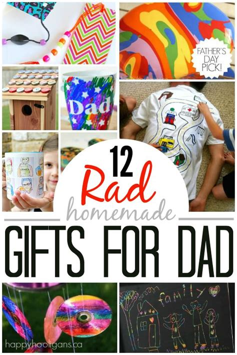 Handmade Fathers Day Presents - s day gifts that can make happy