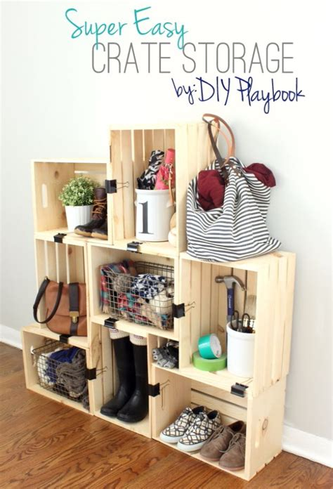 bedroom storage ideas diy 43 most awesome diy decor ideas for diy