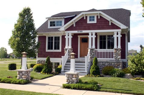 bungalow style home bungalow style home traditional exterior grand