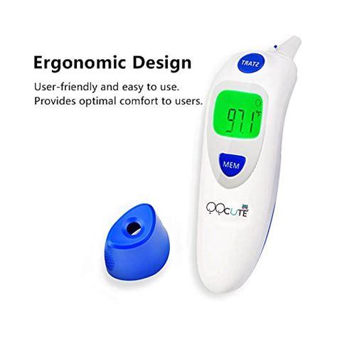 Promo Thermometer Digital Infrared Terbatas qqcute digital infrared forehead thermometer deals coupons reviews