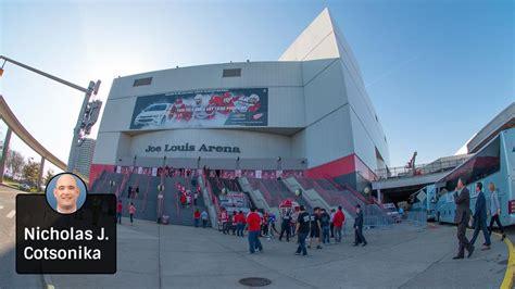 Joe Louis Box Office by Wings Set For Last Home Opener At Joe Louis Arena