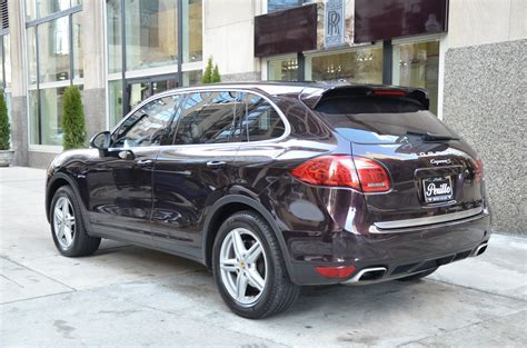 porsche cayenne s hybrid 2011 2011 porsche cayenne s hybrid stock b870a for sale near