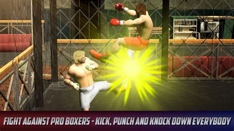 fighting tiger apk thai box fighting tiger 3d apk for android aptoide
