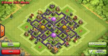 Trion excellent town hall 7 farming base clash of clans land