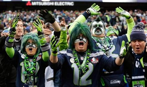 psychology of sports fans are you a true blue seahawks fan take this quick