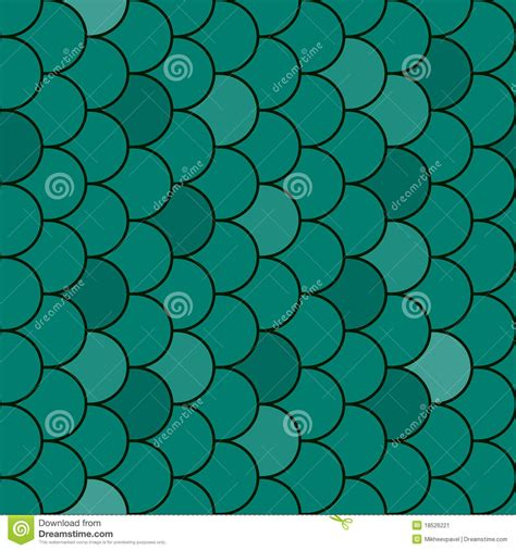 fish scales texture seamless vector stock image image
