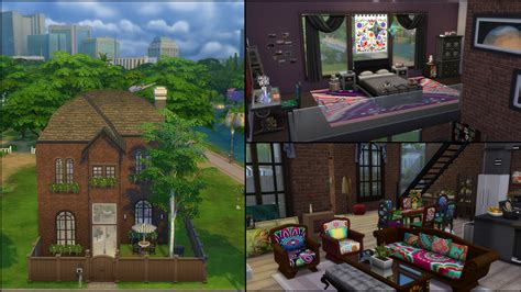 Pictures Of Open Floor Plan Homes The Sims 4 Gallery Spotlight Simsvip
