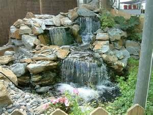 Garden Rock Features 41 Inspiring Garden Water Features With Images Planted Well