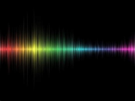 desktop themes with sound sound wave wallpapers wallpaper cave
