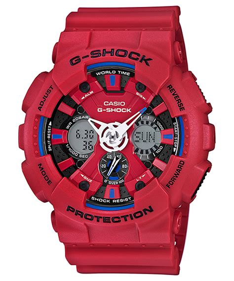 Casio G Shock Ga 110rd 4adr Water Resistance 200m Original ga 120tr 4a limited models g shock timepieces casio