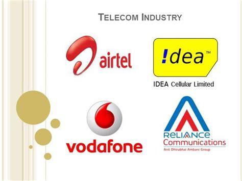Telecom Industry Ppt Authorstream Telecommunication Presentation