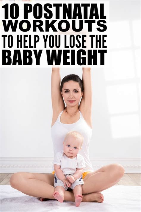 is it harder to lose weight after c section 10 postnatal workouts to help you lose the baby weight