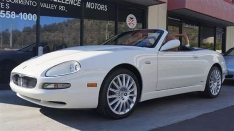 online auto repair manual 2002 maserati spyder on board diagnostic system maserati spyder for sale page 11 of 24 find or sell used cars trucks and suvs in usa