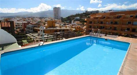 dagen naar hotel tropical en appartementen park plaza op tenerife