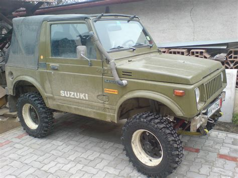 Samurai Suzuki Parts Suzuki Samurai History Photos On Better Parts Ltd