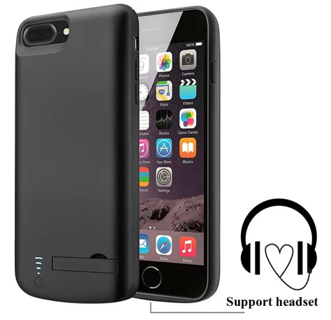 iphone  battery charger case  extra battery power