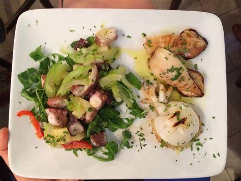 come cucinare piovra come preparare l insalata di piovra cantina do spade venezia