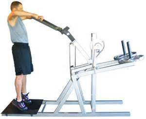 supercat vertical jump weight machine powernetics power trainer clean and deadlift machine