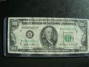 1950 district b 100 bill frn