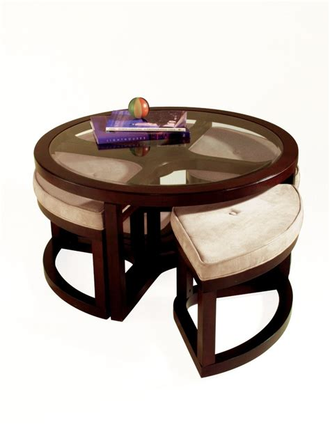 Unique Round Coffee Table Ottoman 3 Round Coffee Table