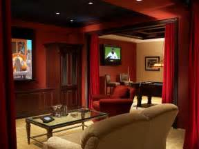 Maroon Bathroom Decor Home Theater Amp Media Room Design Ideas Amp How Tos Diy