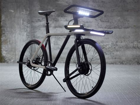 Denny One Of Those Designers by A Smartly Designed Bike Whose Handlebars Become A Lock Wired