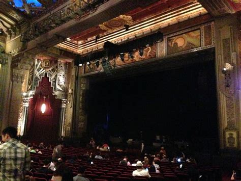 american zeus the of pantages theater mogul books clear view of the stage from orchestra center row rr