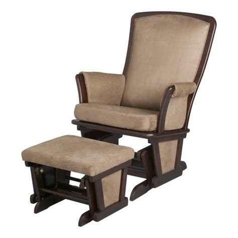 delta glider rocker and ottoman