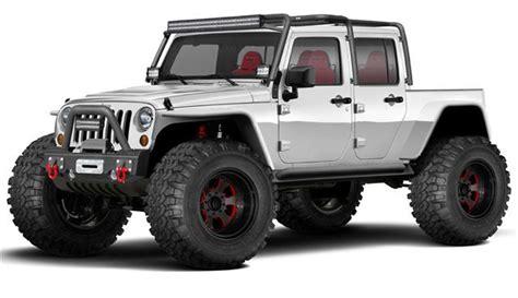 jeep pickup 90s mbrp 12 valve diesel jeep build 4 door jk with pick up