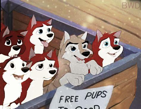 balto puppies balto s puppies by buck wolfdog on deviantart
