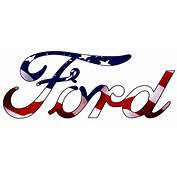 Ford Decals  Logo