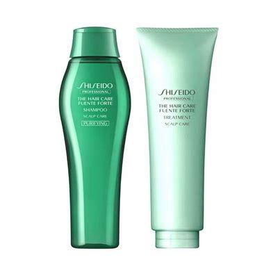 Shiseido Fuente Forte Treatment Fuente Forte ป ญหาหน งศร ษะ ชะลอผมร วง Gt Shiseido The Hair