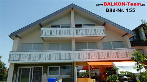 Balkon Farbe