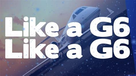 like a g6 like a g6 lyrics on vimeo