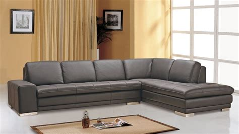 Italian Designer Leather Sofas Contemporary Style Full Leather Corner Couch Columbus Ohio