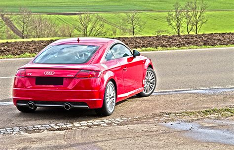 Audi Tt 2 0 Tfsi Chiptuning by Chiptuning Audi Tt 8s 2 0 Tfsi