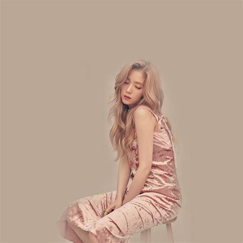 hk irene kpop redvelvet pink girl wallpaper