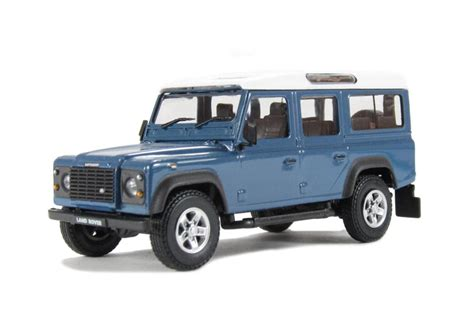 land rover blue hattons co uk cararama defblu110 land rover defender