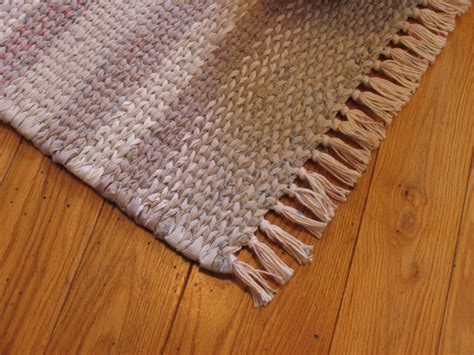 tie rugs with rags country rag rug twined with fringe in various shades of free shipping