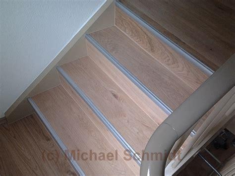 Treppe Mit Holz Belegen by Treppenrenovierung Mit Parkett Oder Laminat Die