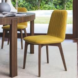 contemporary dining room chairs contemporary sami dining chair in choice of fabrics and