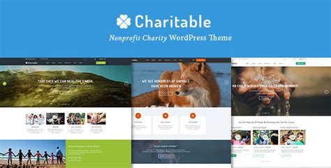 themeforest nonprofit charitable v1 0 8 charity nonprofit organization