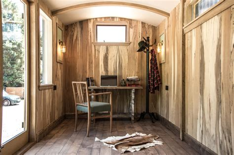 inspiring rustic home office designs  motivate