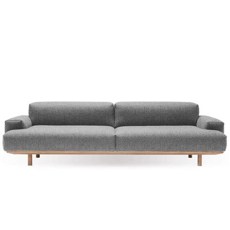 sofa 2 5 sitzer reason 2 5 seater sofa by bruunmunch in the shop