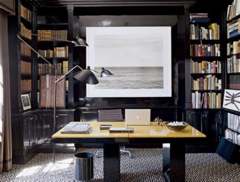stylish office 33 stylish and dramatic masculine home office design ideas