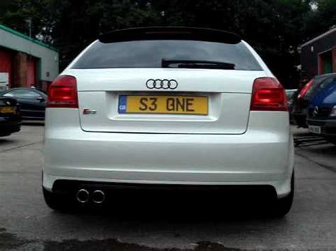 cks performance audi a3 s3 sports exhaust system and