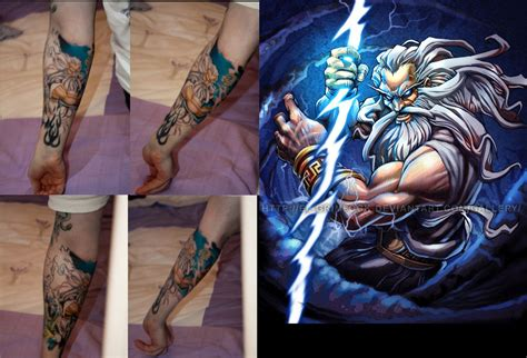 zeus tattoo pictures zeus tattoos tattoo lawas