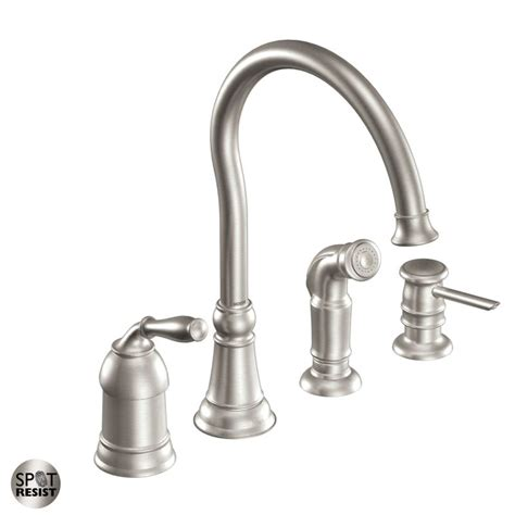 moen terrace kitchen faucet 28 moen faucets at kitchen and moen kitchen sink